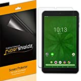 (3 Pack) Supershieldz for Onn 8 inch Tablet Screen Protector, High Definition Clear Shield (PET)