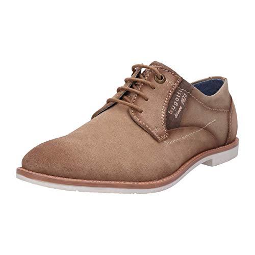 bugatti Damen 436877075069 Sneaker, Weiß, 36 EU