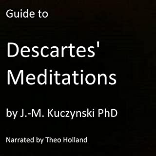Guide to Descartes' Meditations audiobook cover art