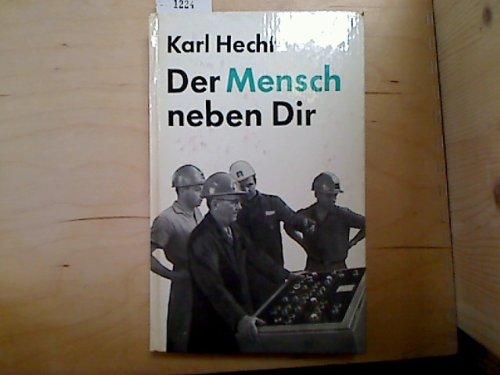 Der Mensch neben Dir : psycholog. Probleme d. sozialist. Leitungstätigkeit.