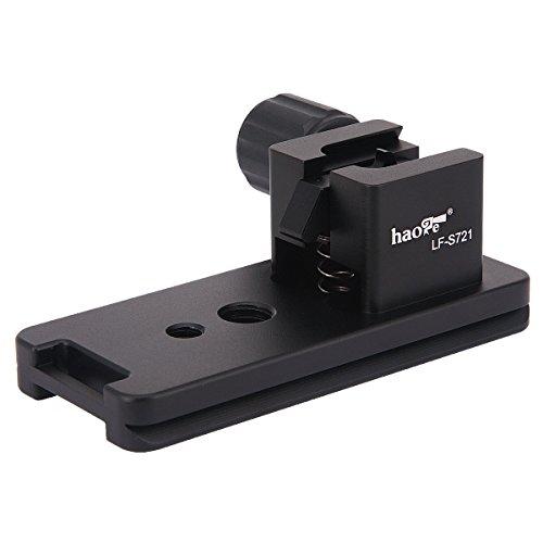 Haoge LF-S721 レンズカラー 交換フット 三脚マウントリング Sony FE 70-200mm F2.8 GM OSS SEL-70200GM Sony FE 100-400mm F4.5-5.6 GM OSS SEL-100400GMレンズ用