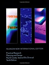 Practical Research: Planning and Design by Paul D. Leedy (2013-07-30)