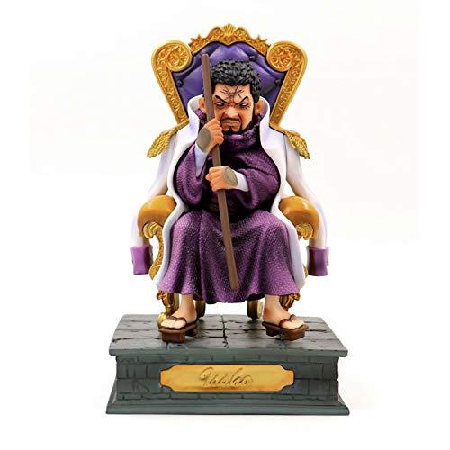 Figura De Una Pieza Sede General Senior Issho Wisteria Tiger Sitting Ver.Figura De Acción De PVC Fujitora 20Cm