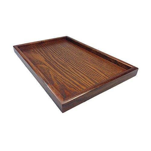 Kitchencraft Masterclass Artes/à rectangulaire en marbre//en Bois Plat de Service 35/x 20/cm / 35,6/x 20,3/cm /Vert