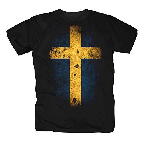 Schweden T-Shirt (M)