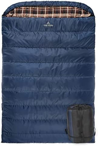 Top 10 Best double sleeping bags for adults Reviews