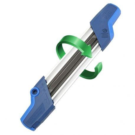 Affûteuse réversible Pferd chain Sharp CS-X-4. Limes Ø 5,5 mm pour chaîne de tronçonneuse 0,404\