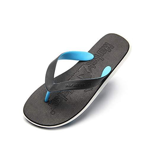 Chanclas De Goma De Verano, Sandalias Y Zapatillas para Hombres, Usan Zapatillas De Playa