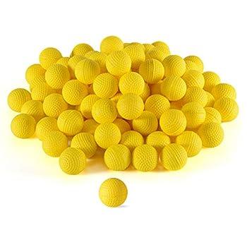 yellow nerf guns