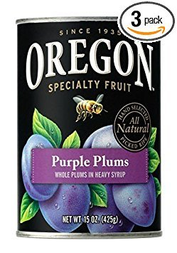 Oregon Plum Purple 15 oz (Pack of 3)
