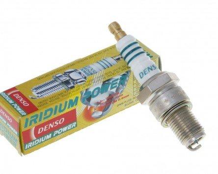 Zündkerze DENSO IW24 Iridium Power für FANTIC TRIAL 301/305/307