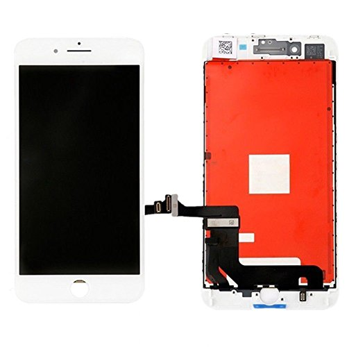New White LCD Screen Replacement Compatible with iPhone 7 4.7 Inch Digitizer Assembly Display Front Touch Screen