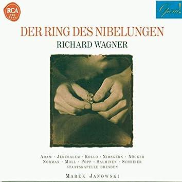 Wagner: Der Ring des Nibelungen - Gesamtaufnahme