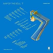 [ 4バージョンセット ] BTS - MAP OF THE SOUL: 7 ◆KOKOKOREA限定おまけ付き◆ 防弾少年団 バンタン アルバム