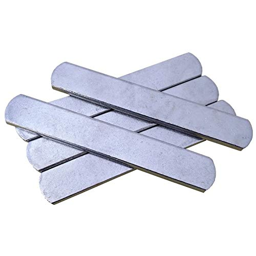 Gather together 8pc/Lot Steel Plates For Adjusted Ankle/Wrist Weight Strap Vest Carriers and Leg Shin Guards Special Steel Invisible Plates
