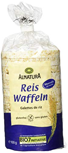 Alnatura Bio Reiswaffeln - mit Salz, 100g