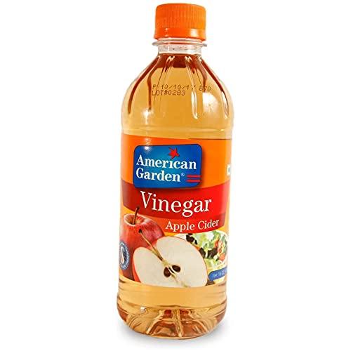American Garden jai jinendra American Garden Apple Cider Vinegar, 473 ml