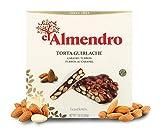 Brezzo Torta de Turrón Guirlache - El Almendro - 200 Gramos