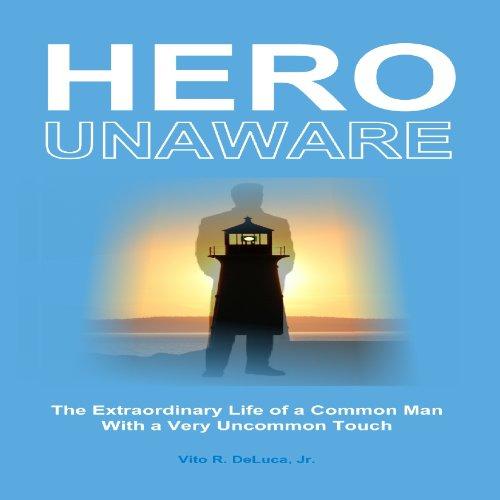Hero Unaware audiobook cover art
