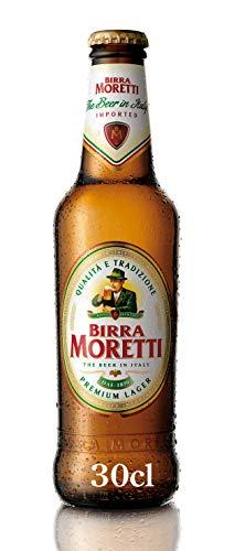 Birra Moretti Cerveza, 33cl