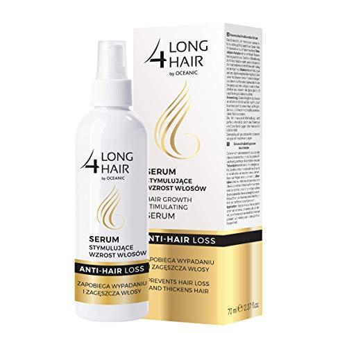 Oceanic Long4lashes Hair growth Stimulationg Serum 70 ml