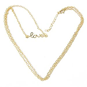 Generic Gold Alloy Chain for Women