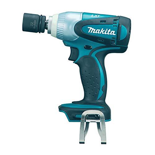 Makita DTW251Z Schlagbohrhammer, 120 W, 18 V, Schwarz, Blau