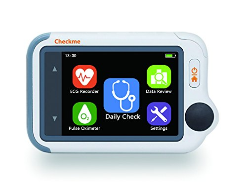 Viatom Checkme Lite ™ Gesundheit Monitor V1.1-EKG-Recorder, Pulsoximeter, Cuff-weniger Blood Druck Track