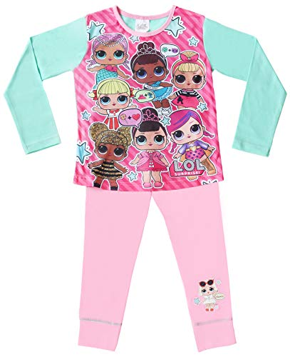 L.O.L. Surprise ! Dolls Pijama niñas Soft Cotton