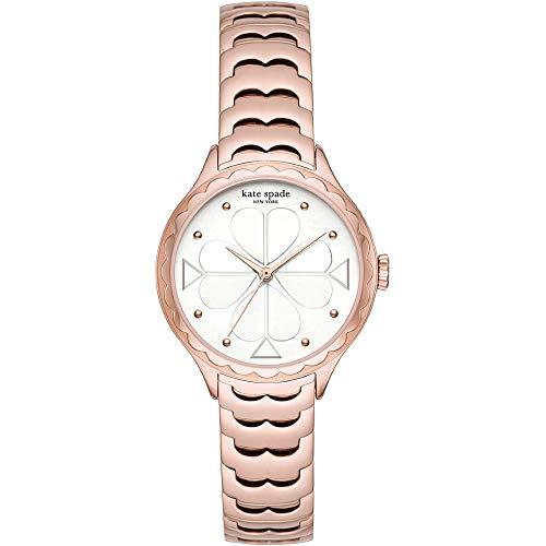Reloj para Mujer Kate Spade en Acero Inoxidable Tono Oro Rosa KSW1504