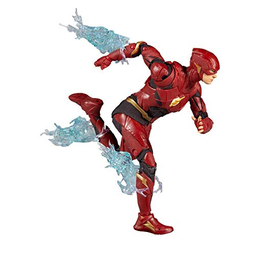 McFarlane - DC Justice League 7 Figuren - Flash 15094 Mehrfarbig