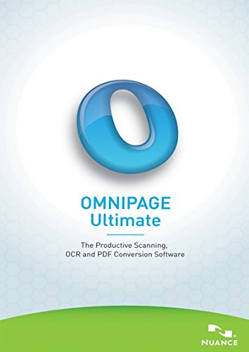 Omnipage Ultimate - Standard [PC Download]