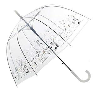 Hogar y Mas Paraguas Largo Animales