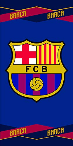 FCB Toalla FC Barcelona Microfibra ⭐