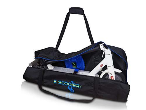 E-Scooter Bag | Borsa Monopattino Electtrico per Trasporto per Xiaomi Mijia M365 | Impermeabile e Pieghevole di Qualità Superiore Compatibile con Ninebot, Ecogyro, GScooter, Cecotec. 117* 50* 50*