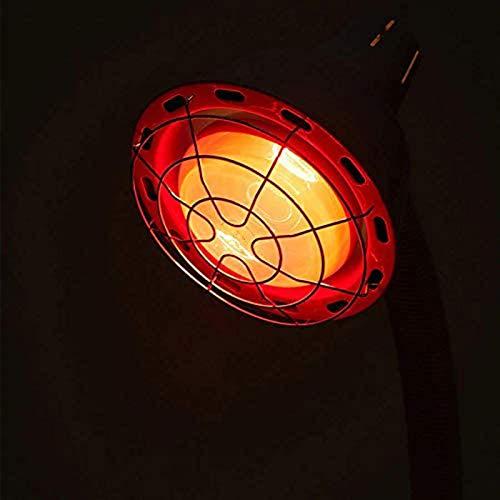 NUB Lámpara De Calor Infrarroja Lámpara Infrarroja De 150 W Lámpara De Tratamiento Lámpara De Infrarrojos Terapia De Dolormuscular Lámpara De Temperatura Ajustable