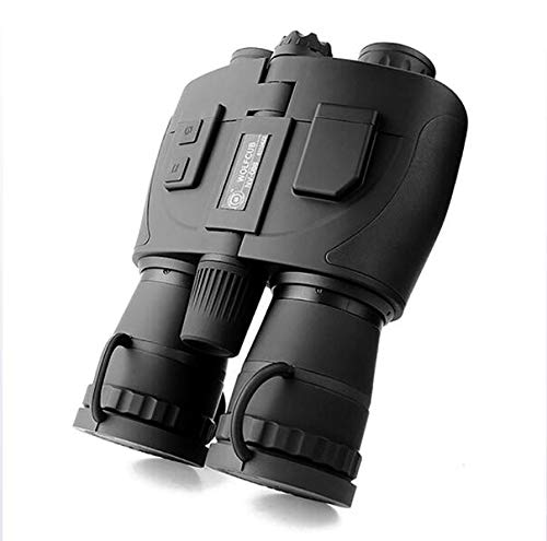 Affordable Adult Telescope Full Dark Zoom 5X HD Binocular Night Vision Telescope Suitable for Detect...