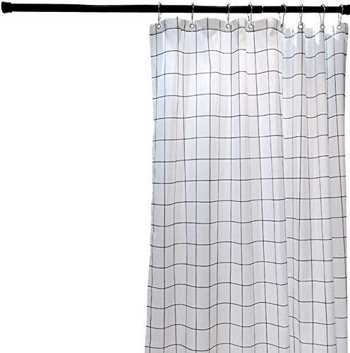 Vorhang Badezimmer Vorhang Vorhang für Dusche-Japanisch Einfach verdickter Mehltau Badezimmer Vorhang hängen Vorhang Plane