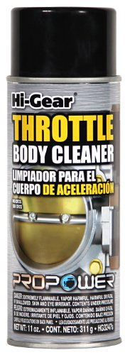 Hi-Gear HG3247s Throttle Body Cleaner - 11 fl. oz.