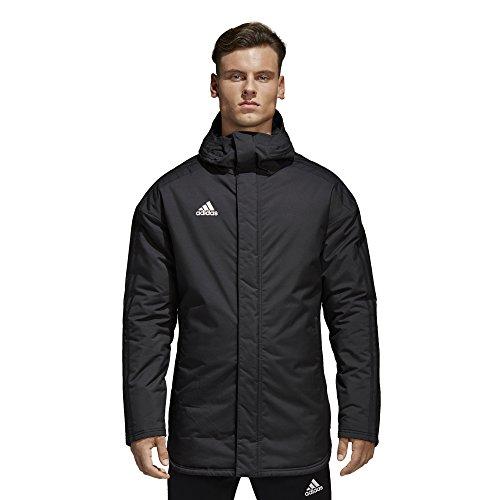 adidas Men's Soccer Condivo 18 Stadium Parka Jacket (Small)