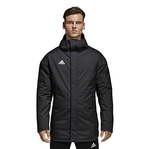 adidas Men's Soccer Condivo 18 Stadium Parka Jacket (Medium)