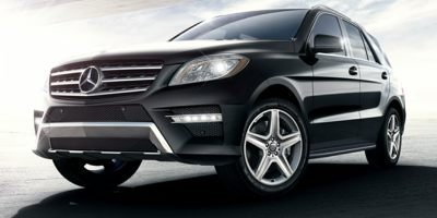2014 Mercedes-Benz ML550, 4MATIC 4-Door ...