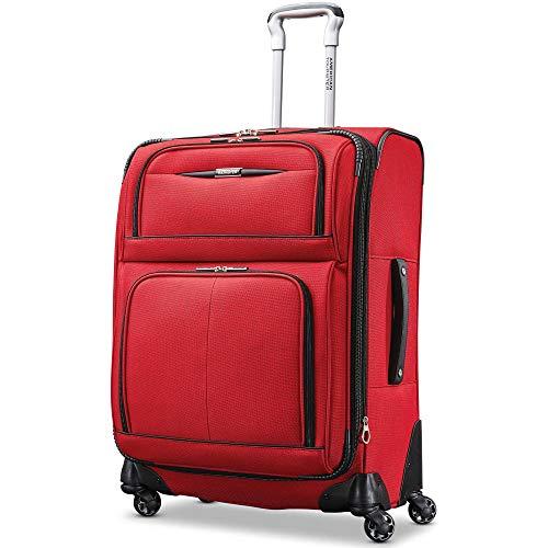 American Tourister 00-049845241-84 25u0022 Meridian NXT Softside Spinner Luggage