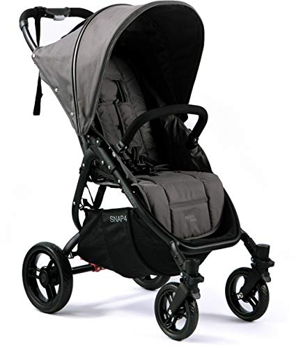 Valco Baby Snap4 Single Stroller Snap (Dove Grey)