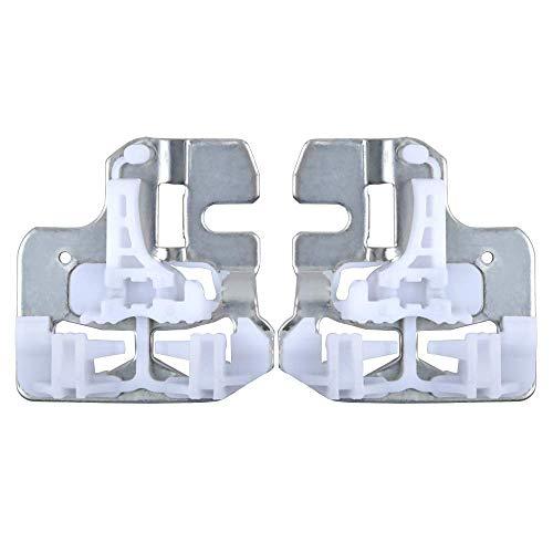 OTUAYAUTO X5 E53 Fensterheber Reparatursatz Vorne Links, 51338254911 Mitnehmer Metall 2000-2006