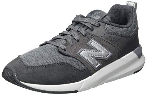 New Balance 009 MS009HD1 Medium, Zapatillas Hombre, Grey (Magnet HD1), 44 EU