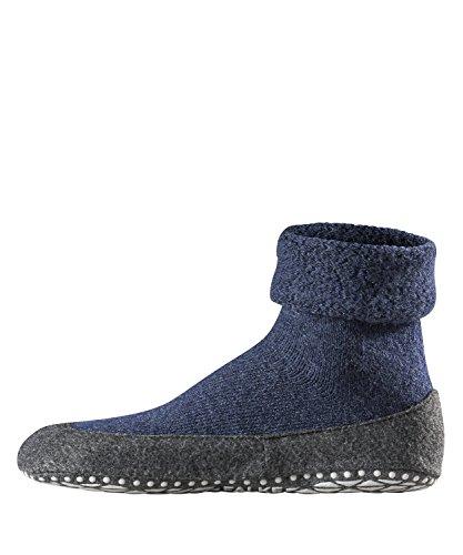 FALKE Cosyshoe SO - Calcetines cortos para hombre, color azul oscuro 6680, talla 41/42 -...
