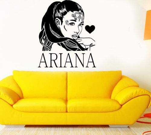 3D Poster R&B Singer Star Ariana Grande DIY Wall Art Sticker Bebé...