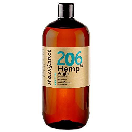 Naissance Aceite Vegetal de Semillas de Cáñamo n. º 206-1