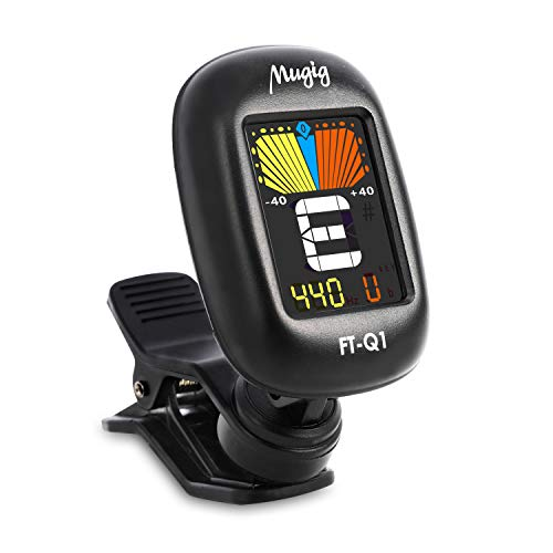 5. Mugig T-1 Clip-On Tuner